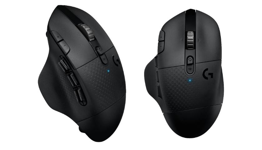 Bezdrátová herní myš Logitech G604 Lightspeed