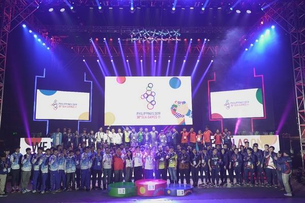 Skončil event Southeast Asie 2019!