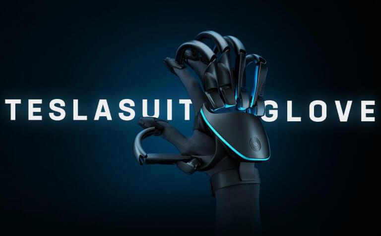 VR rukavice Teslasuit přináší do her nový rozměr!