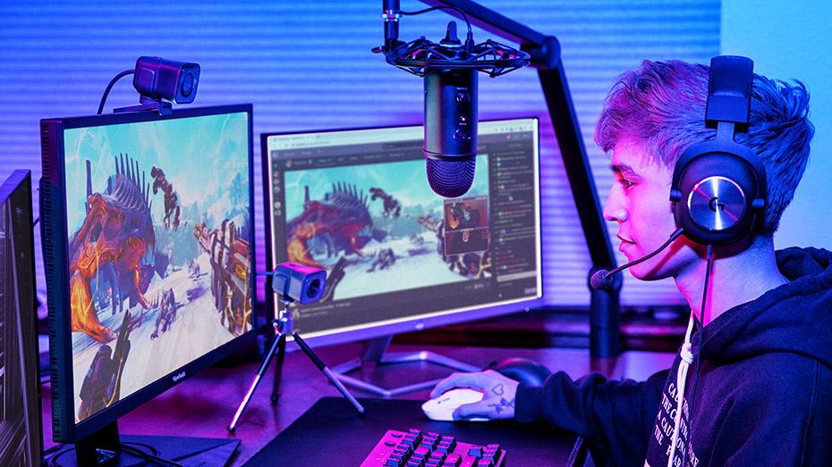Logitech představil webkameru pro streamery
