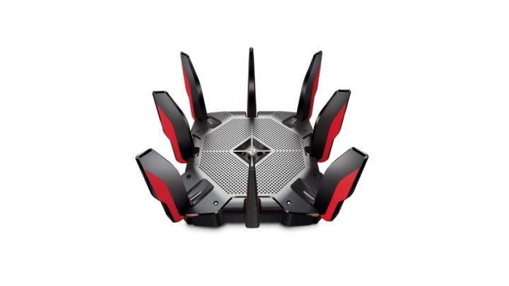 Nekompromisní herní router s podporou Wi-Fi 6