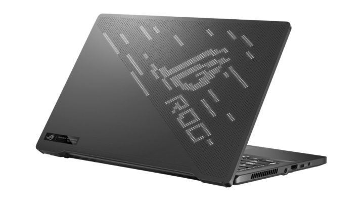 ROG Zephyrus G14 s AniMe Matrix displejem