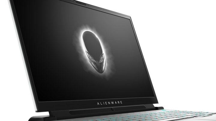 Tenké, ale výkonem nabité herní notebooky Alienware m15 a m17