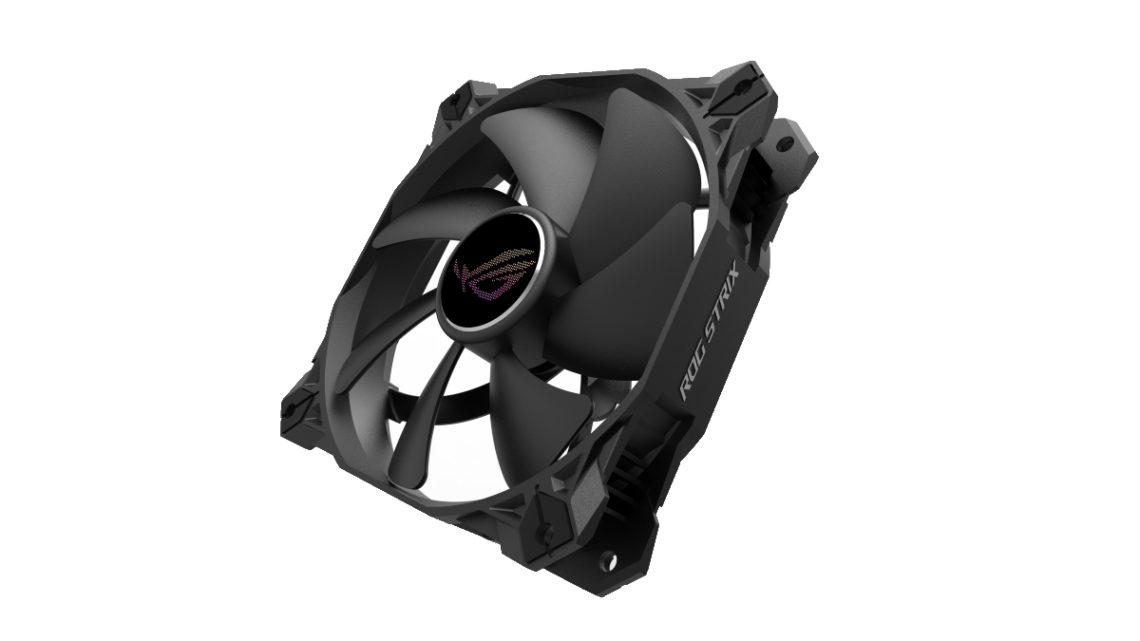 Chladicí ventilátor ROG Strix XF 120