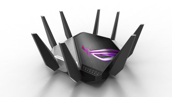 Herní router ROG Rapture GT-AXE11000