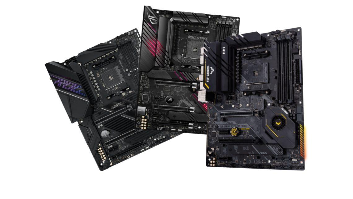 Tři základní desky pro AMD Ryzen