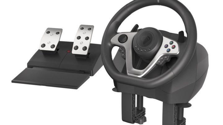 Multiplatformní herní volant Genesis Seaborg 400