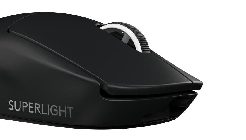 Lehká bezdrátová herní myš pro e-sporty