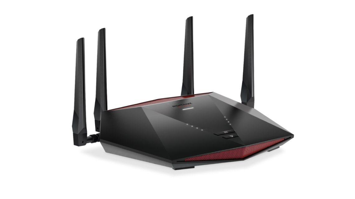 Rychlý herní router s pokročilou správou a podporou Wi-Fi 6