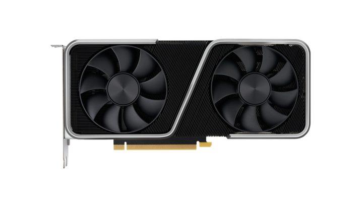 Nová grafická karta NVIDIA GeForce RTX 3060 Ti
